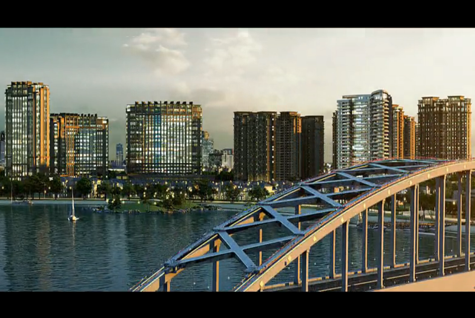 建发中央湾地区